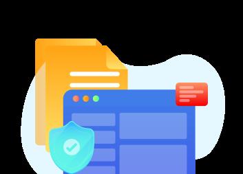 Webhooks and API Documentation Graphic